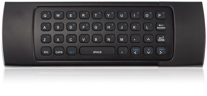 Fjärrkontroll A21 med tangentbord till HD509