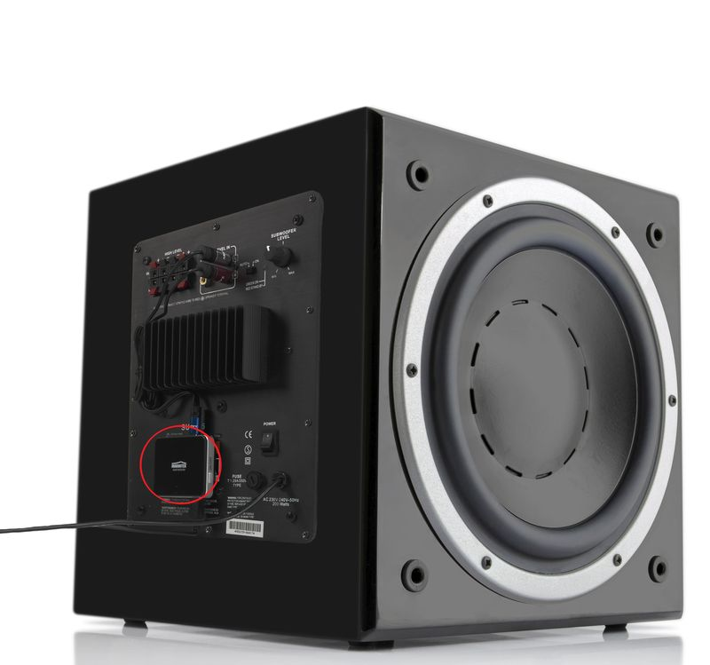 Subwoofer Anywhere 635