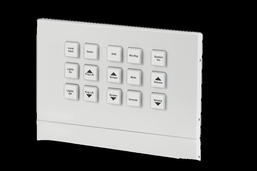 Styrbox över IP med 2 CC relay kontakter