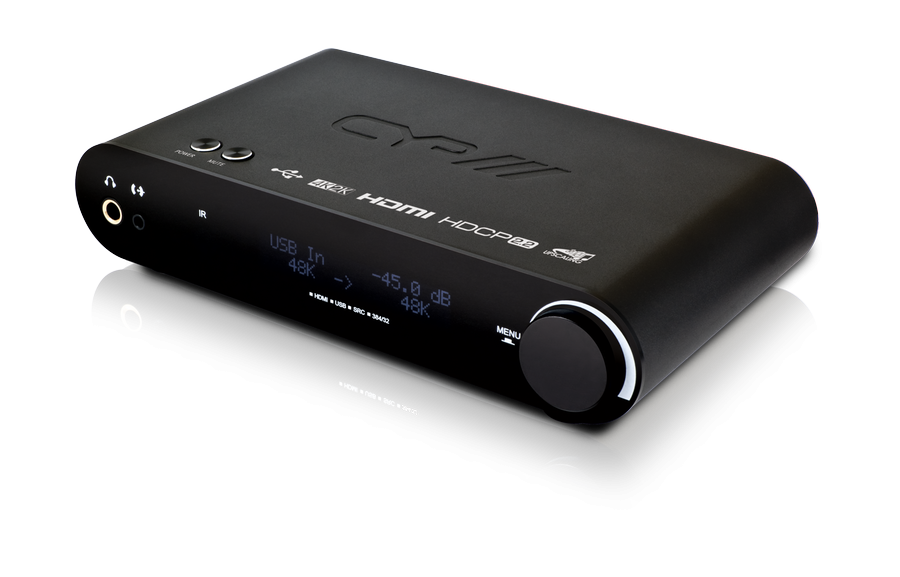 Advanced DAC with HDMI switching & Audio breakout