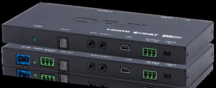 Slimline Full HDBaseT Kit, 4K, HDCP2.2, PoH, OAR