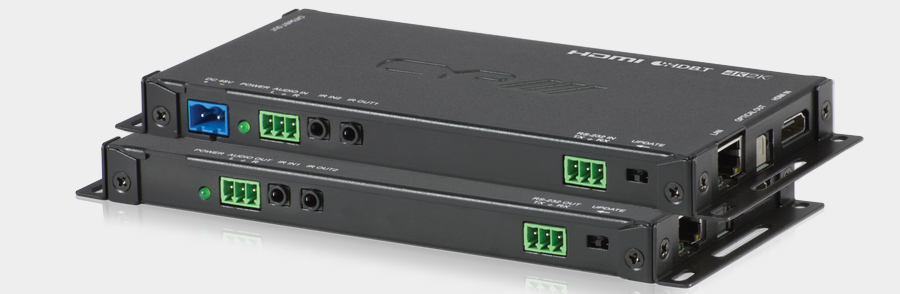 Slimline HDBaseT 2.0 KIT, 4K UHD, HDCP 2.2