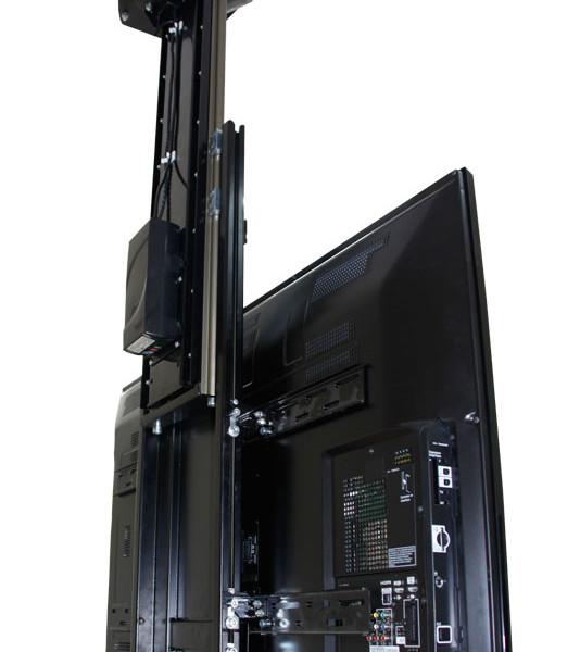 Pop-Down TV tak hiss 84cm