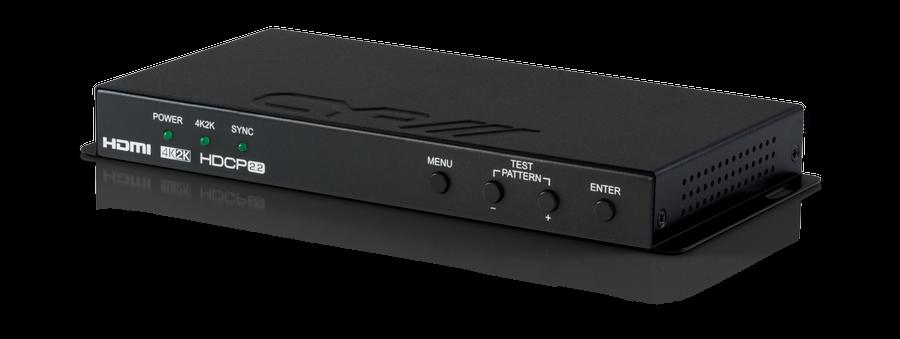 SY-4KS-4K22 Scaler med 4K, HDCP2.2 & HDMI 2.0