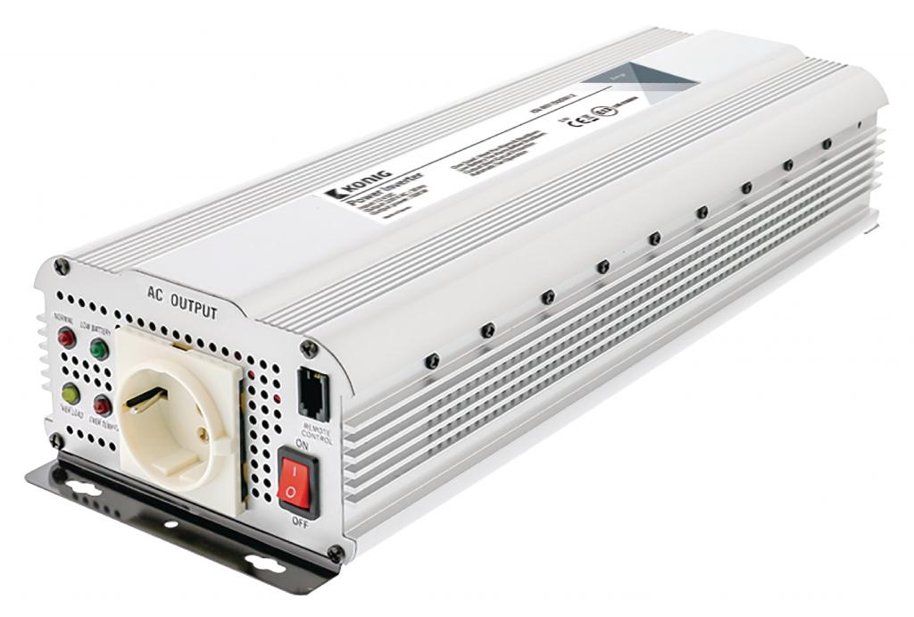 Inverter 12-230 Volt 1500 Watt modifierad våg