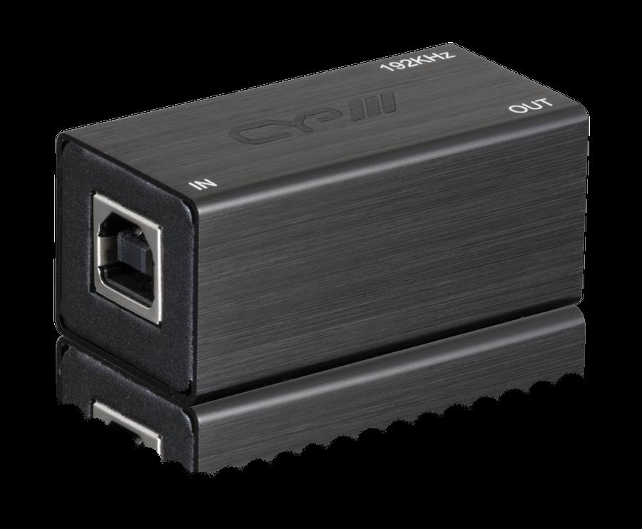USB Digital Audio Converter ( 192 KHz / 24-bit )