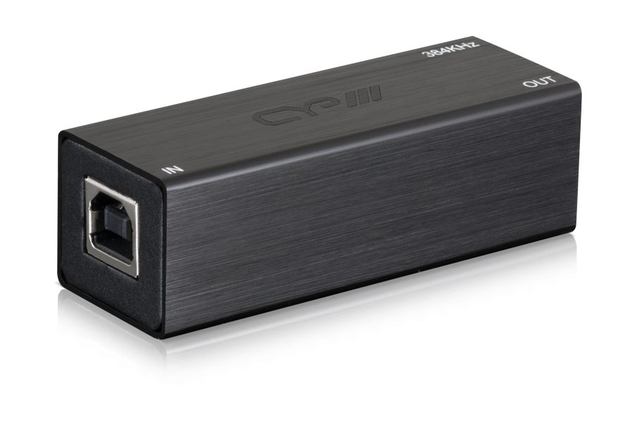 USB Digital Audio Converter ( 384 KHz / 24-bit ) Coax