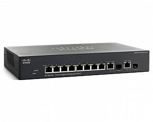10-port Gigabit Switch, managable , PoE