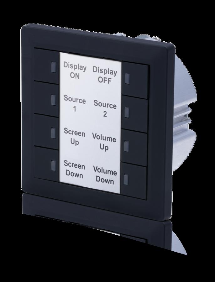 Surface Mount Keypad Control System
