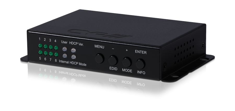 EDID Manager, 4K, HDCP 2.2, HDMI 2.0, 6G