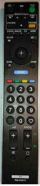 Fjärrkontroll RM-ED011 Replica