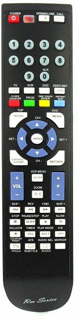 Ersättnings Fjärrkontroll för DMR-EH60