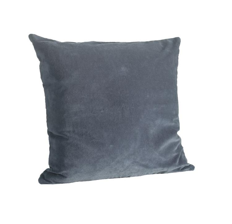 Kuddfodral Sammet, Dark Blue