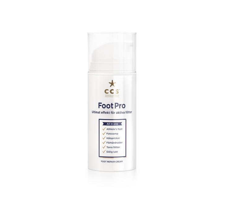 CCS Foot Pro - All in one 100 ml