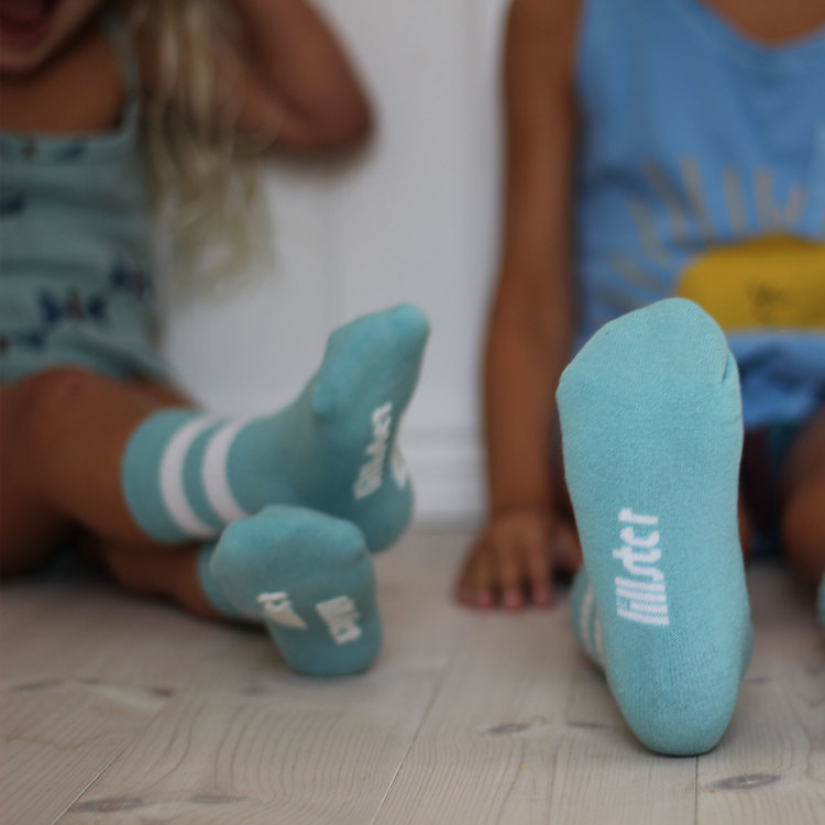 MINTY TUBE SOCK baby - Lillster Originals