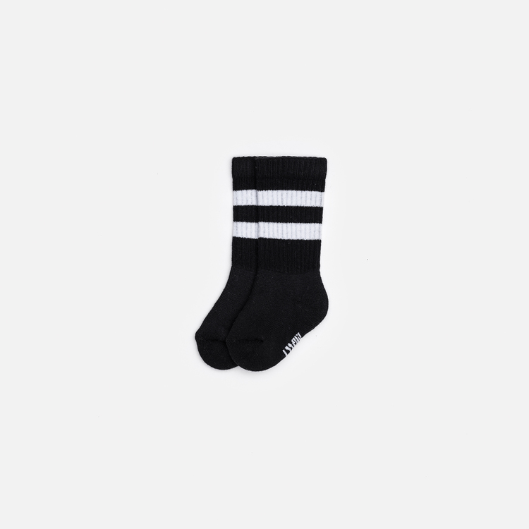 BLACK TUBE SOCK baby - Lillster Originals