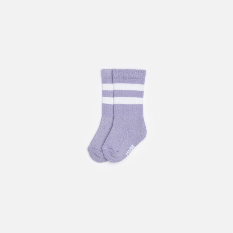 PURPLE TUBE SOCK baby - Lillster Originals