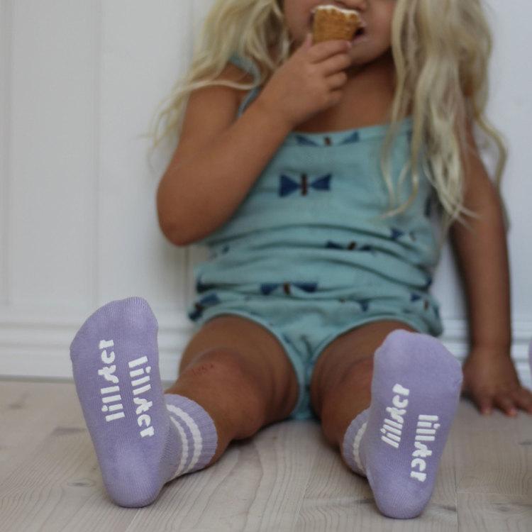 PURPLE TUBE SOCK baby - Lillster Originals