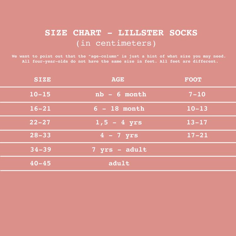 MINTY TUBE SOCK - Lillster Originals 2.0