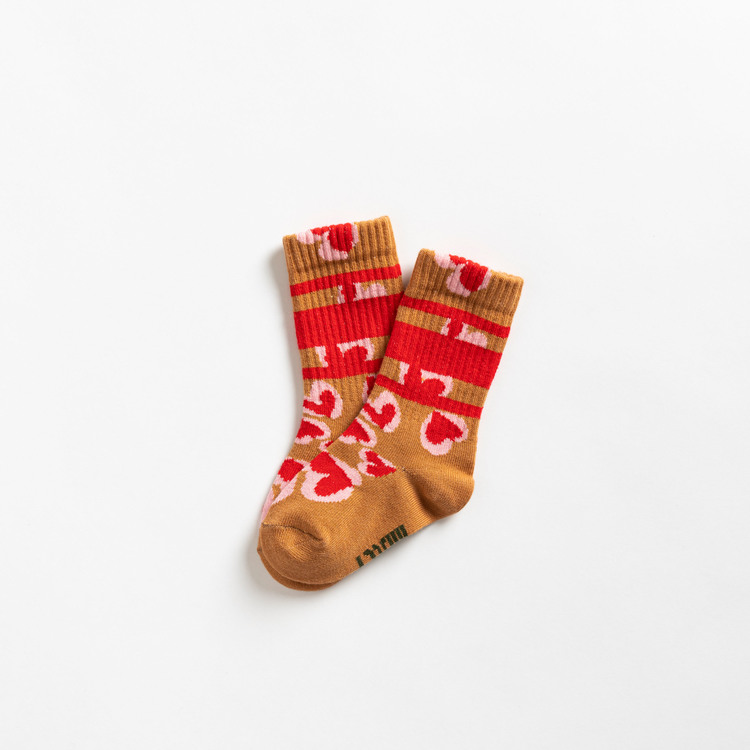 Hearty leo tube sock - Kiddo Love