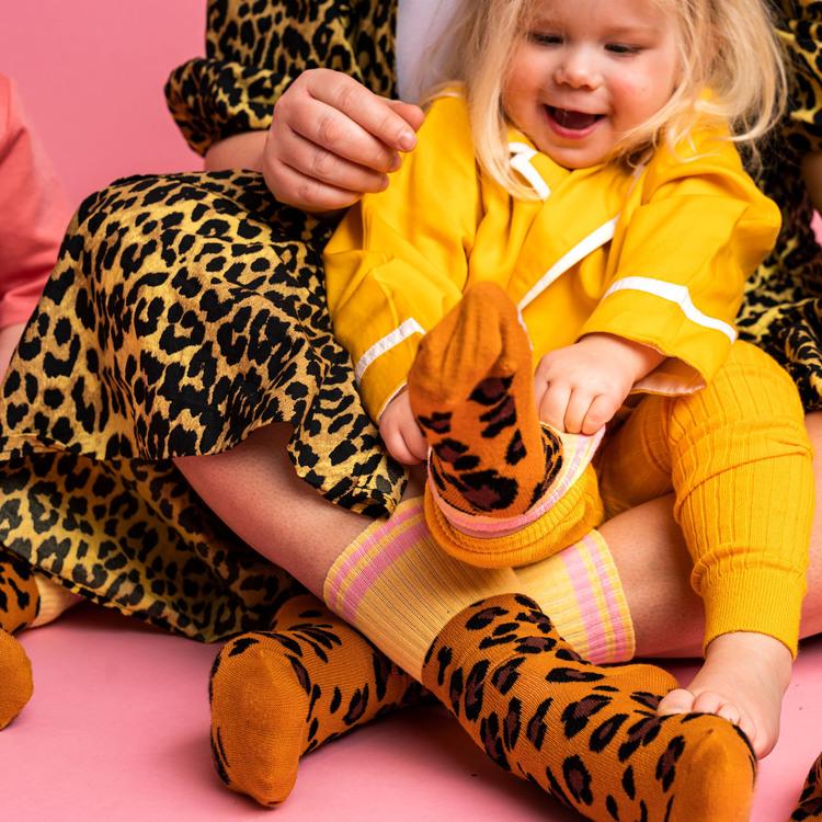 FAM BAM Raffa the Leopard  - Leo friends