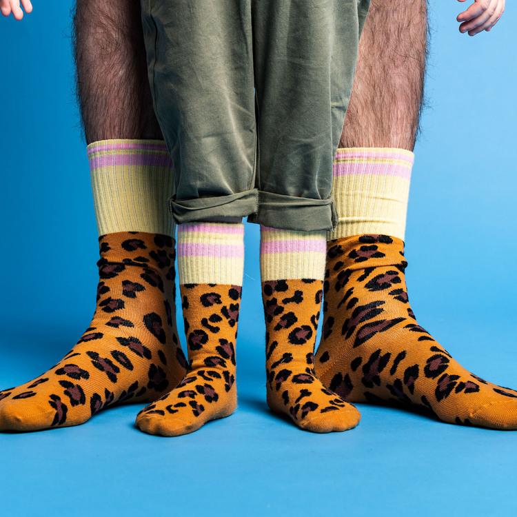 Raffa the Leopard - big love