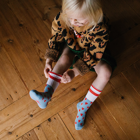 Hearty Henke tube sock - Kiddo Love