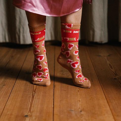 Hearty leo tube sock - big Lillster