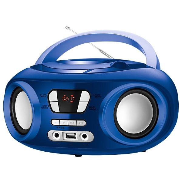 Bluetooth-CD-radio-MP3 9-W-501