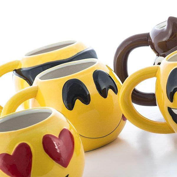 Emoji-Mug