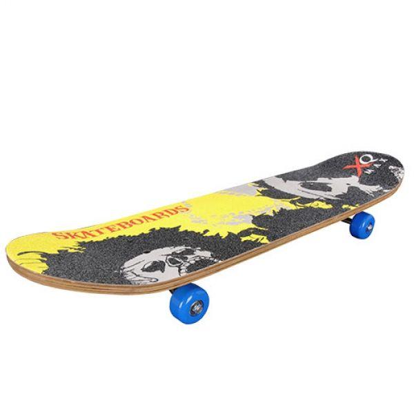 Skateboard av Trä (4 hjul)