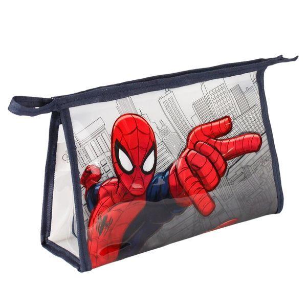 Necessären för barn till matsalen Spiderman (5 delar)