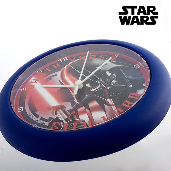 Star Wars-väggklocka