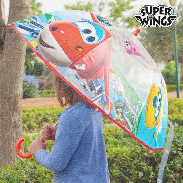 Kupolparaplyet Super Wings