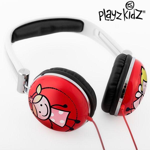 Hörlurarna Magisk Fé Playz Kidz