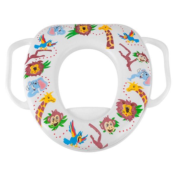 Flyttbar Toalettsits för barn