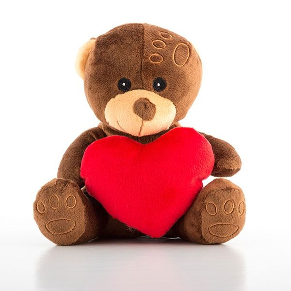 Nallebjörn med Hjärta,