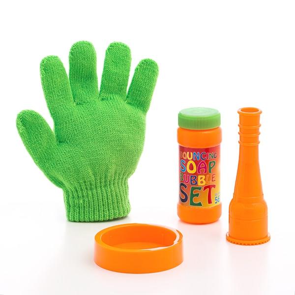 Handsken till såpbubblor