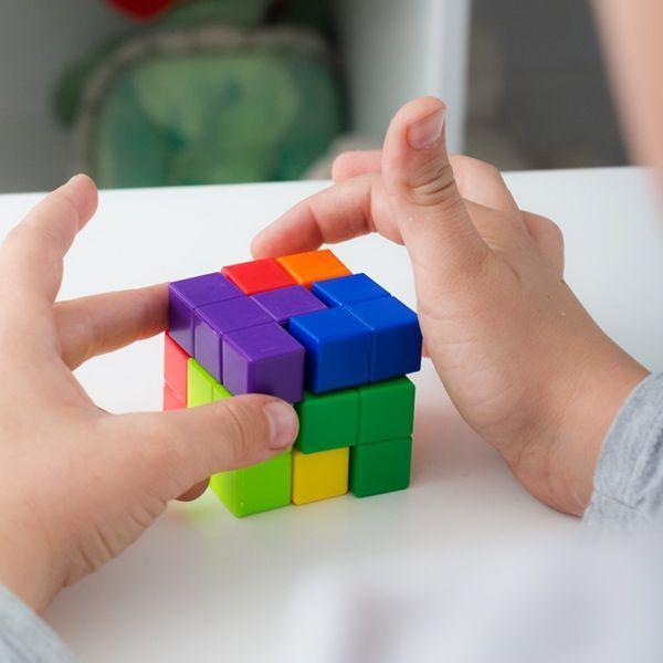 Kubpusslet Cubo (7 delar)
