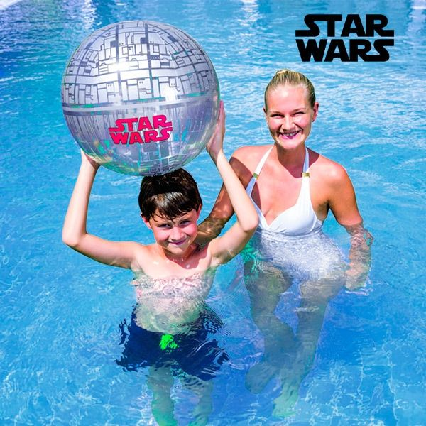 Uppblåsbara bollen Star Wars