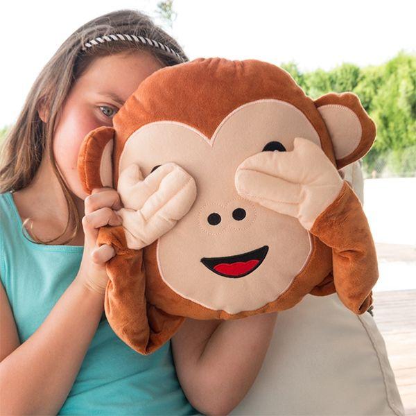 Kudden Monkey Emotikon