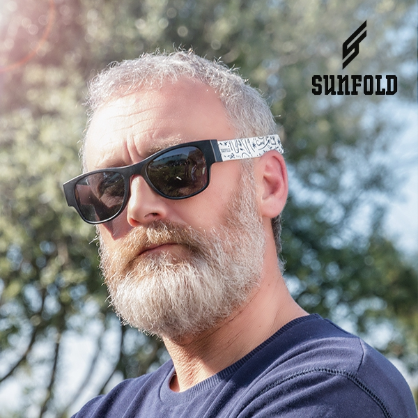 Hoprullningsbara solglasögon ST2