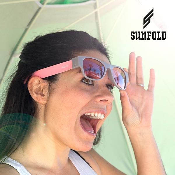 Hoprullningsbara-solglasögon PA1