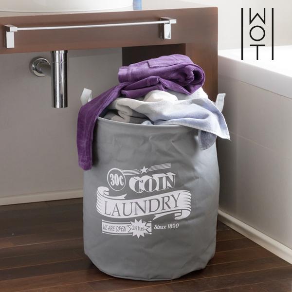 Tvättkassen Grey
