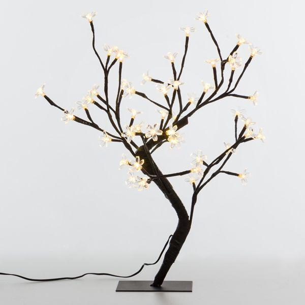 Prydnadsträd med Blommor (48 LED)
