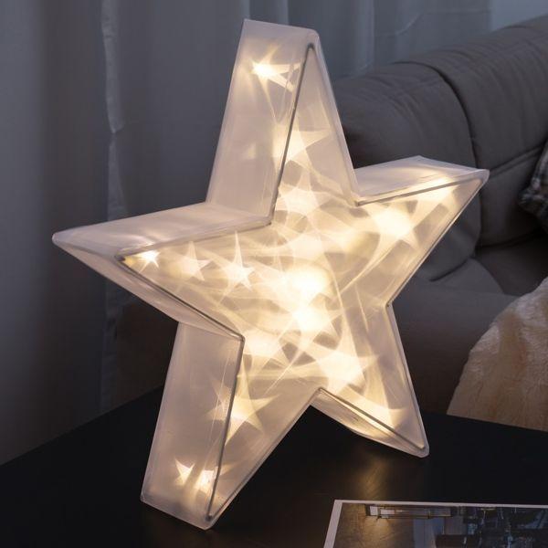 Julstjärna (20 LED)