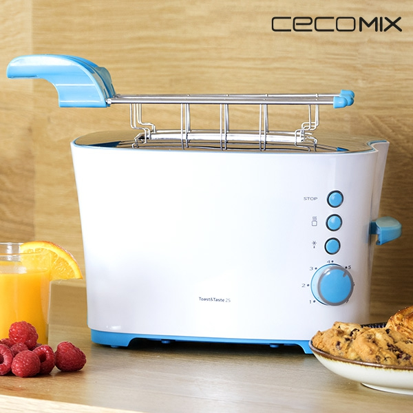 cecomix-taste-2s-3027-toaster-850w-ishoping.se