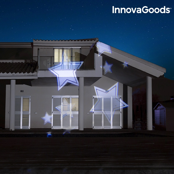 Led outdoor LED decorative spotlight