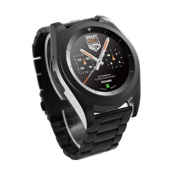 Klocka med Pulsmätare BRIGMTON BWATCH-BT6N 1.2'' HD
