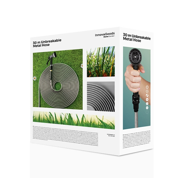 okrossbar-vattenslang-i-metall-innovagoods-home-garden-30-m